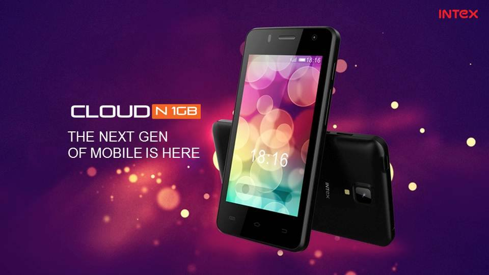 Intex Cloud N
