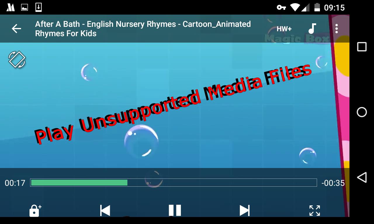 MX Player Video