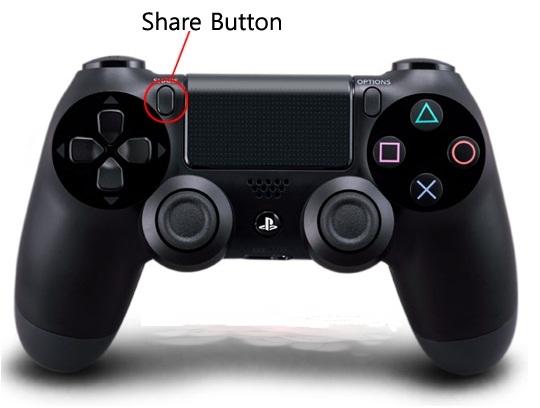 Screenshot on PS4