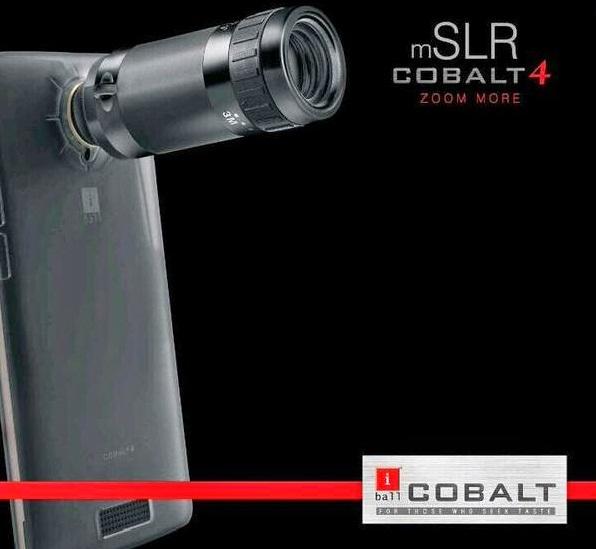 iBall mSLR Cobalt 4