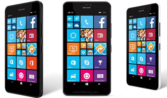 AT&T Lumia 640 XL