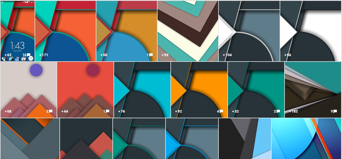 Android M Material Design