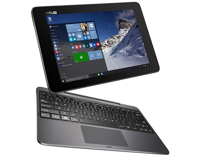 Asus Transformer Book T100HA Phone