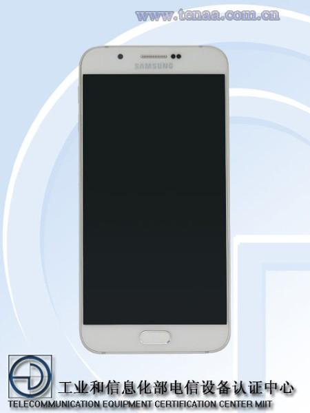Galaxy A8 Leak