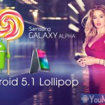 Samsung Galaxy Alpha Android 5.1.1 Lollipop Update Soon