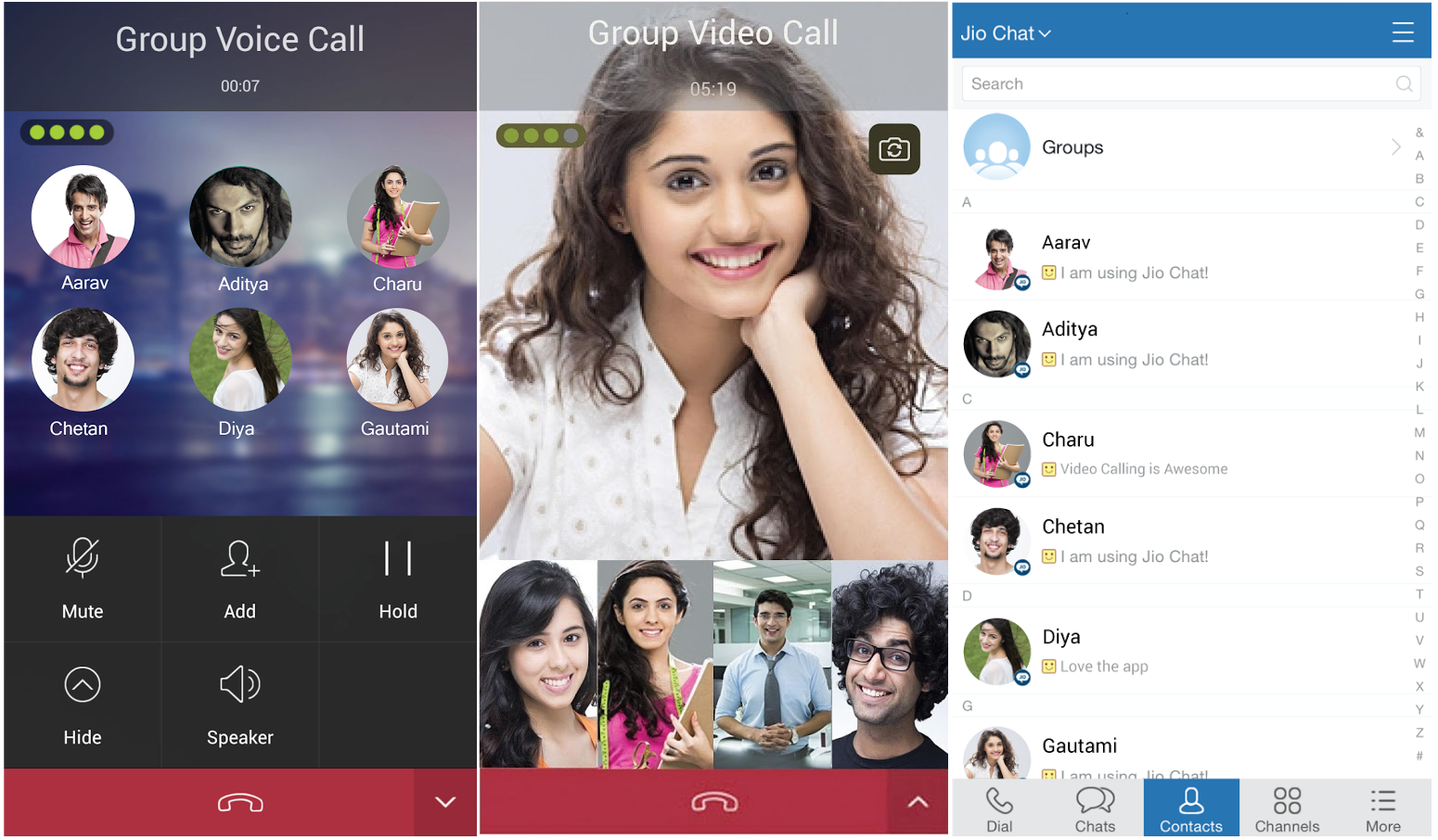 Jio Chat for PC