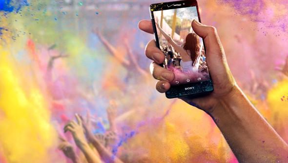 Sony Xperia Z4v Phone
