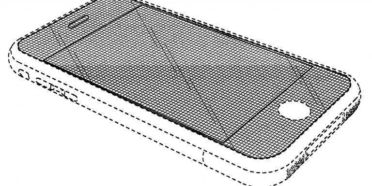 iPhone OLED Panel Patent