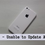 Fix Unable to Update Apps in iOS8 – iPhone, iPad Issue