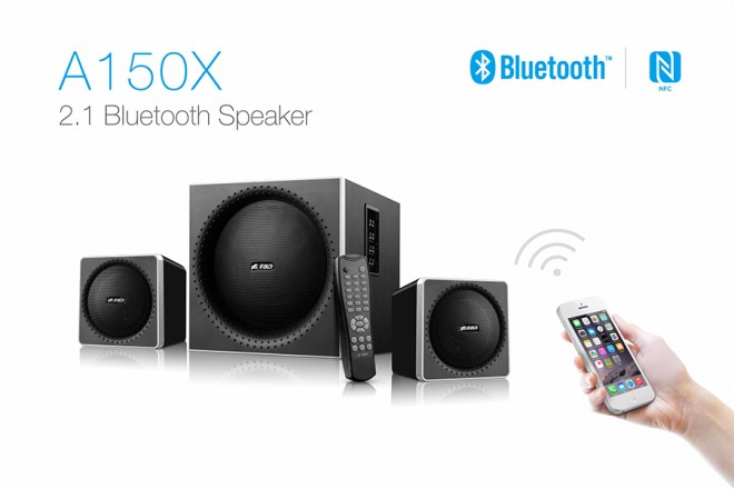 A150X NFC Speaker