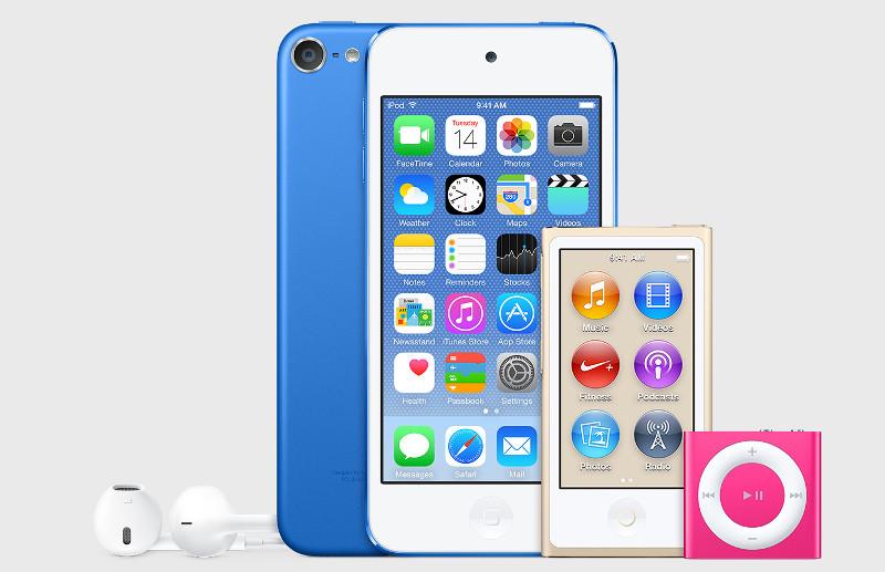 Apple iPod Family
