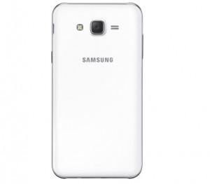 Galaxy J7 White Back