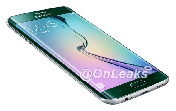 Samsung Galaxy S6 Edge Plus Leak Photo