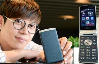 LG Gentle is Latest Android 5.1 Flip Phone