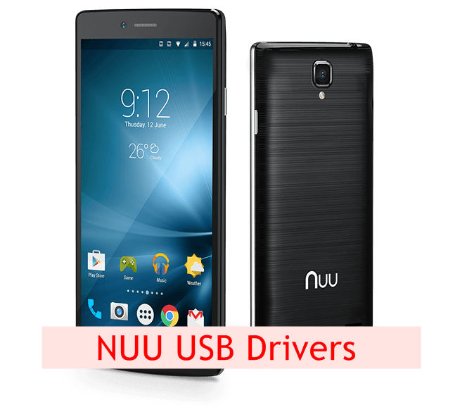 NUU Mobile USB Drivers