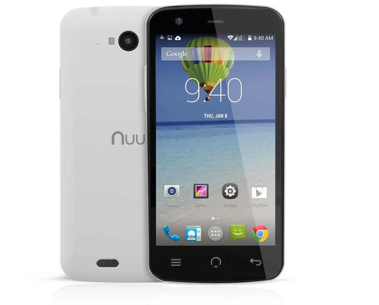 NUU X3 Phone