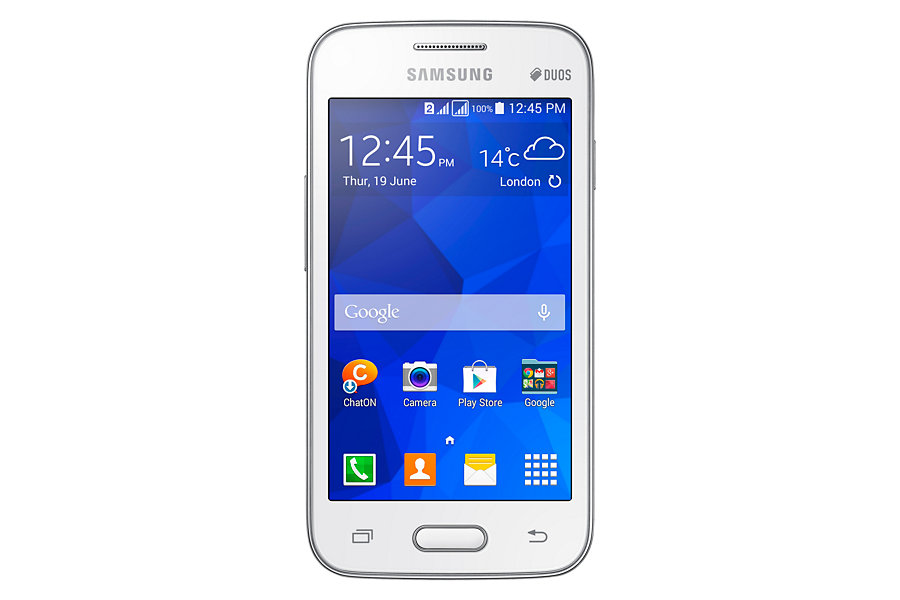 Samsung Galaxy V Plus Review