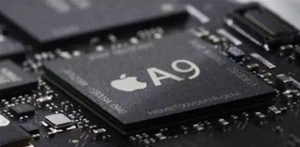 Apple A9 Chipset