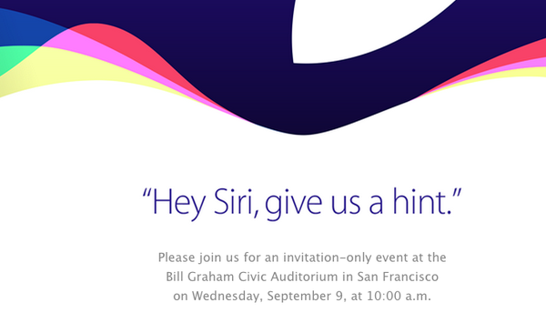 Hey Siri Gives us a Hint