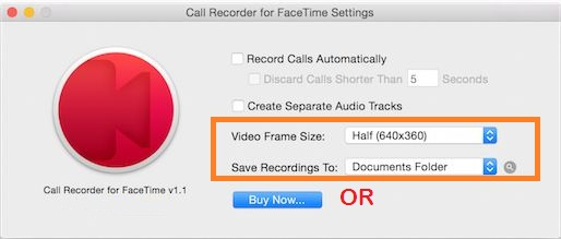 Call Recorder for iPhone Setup
