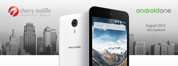 Cherry Mobile Android One Phone