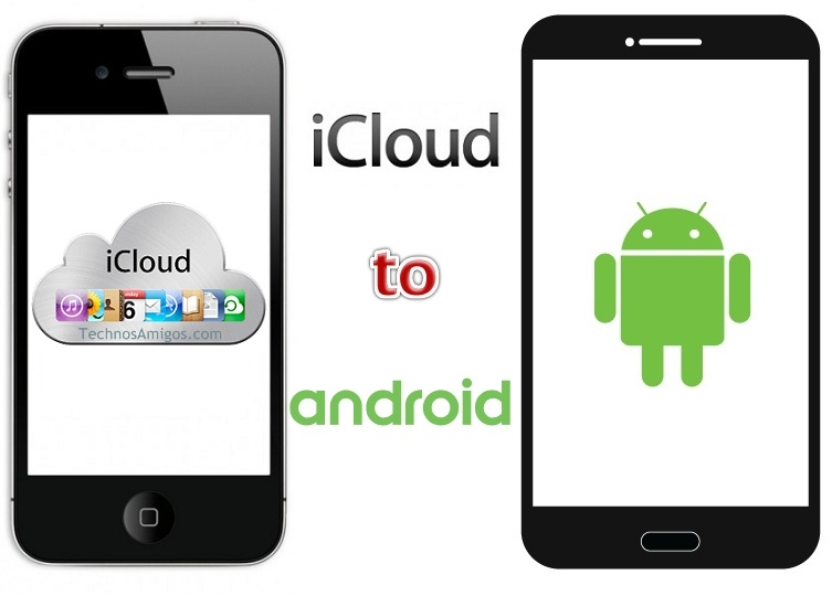 Transfer Photos from iCloud to Android