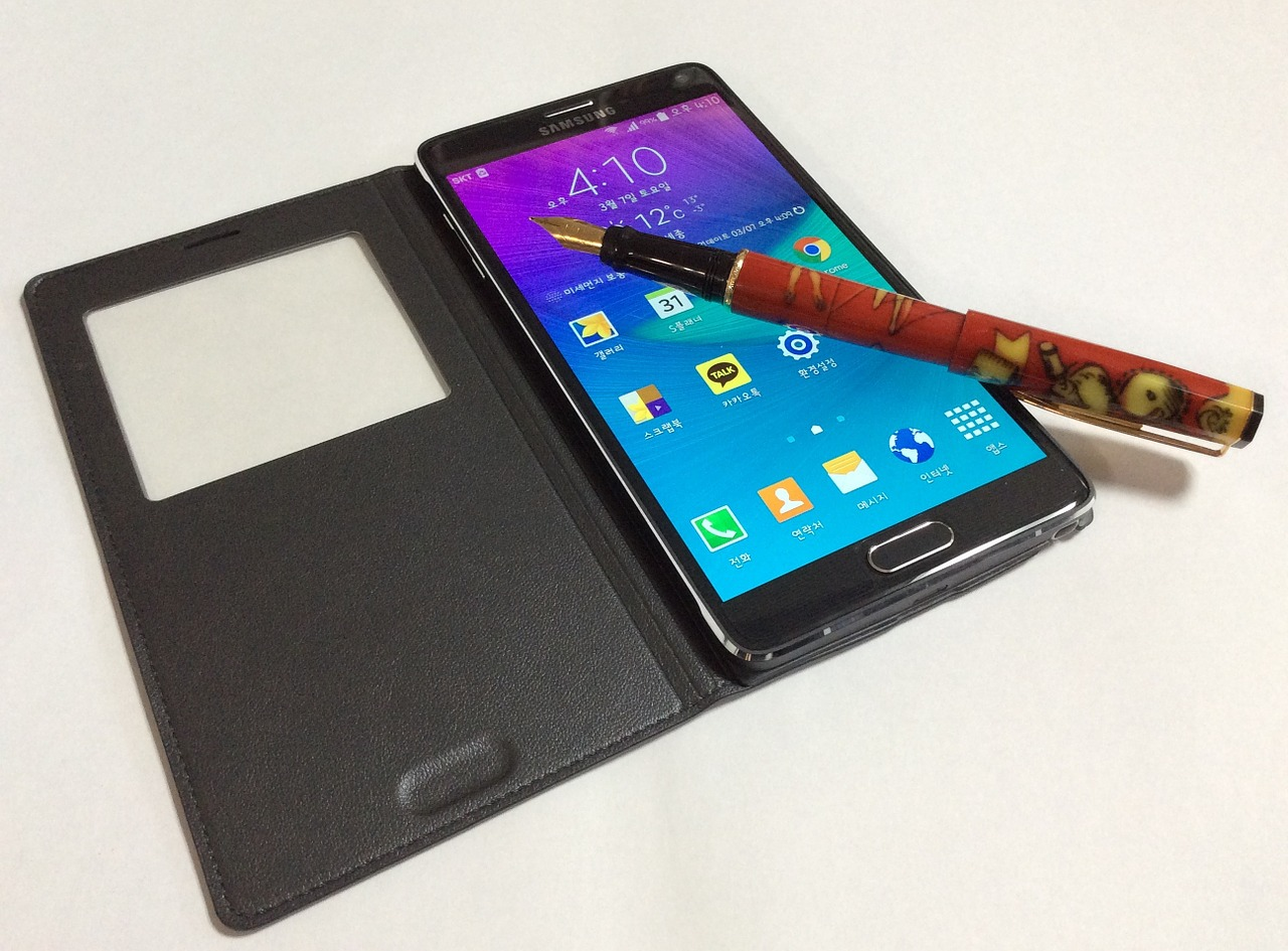 Galaxy Note 4 Phone