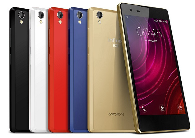 Infinix Hot 2 X510 - Android One Africa
