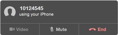 Make iPhone call record