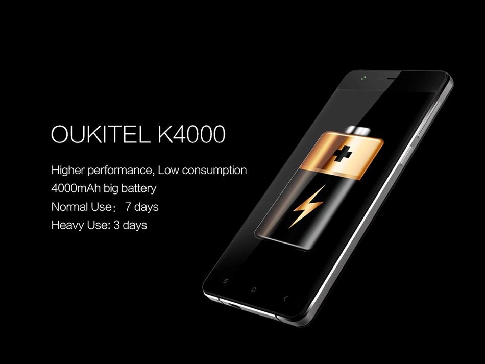 Oukitel K4000 Review