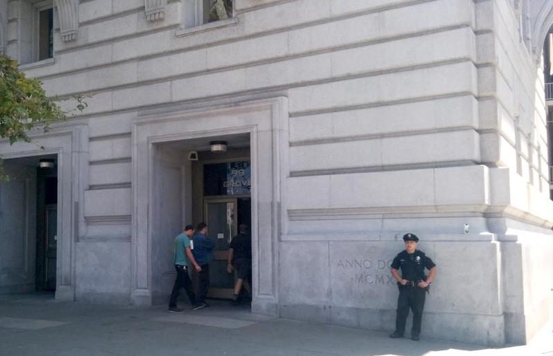 San Franscisco Auditorium