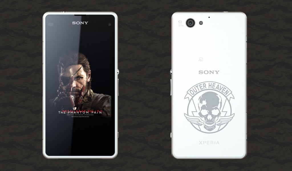 Sony Xperia J1 Compact Phantom edition
