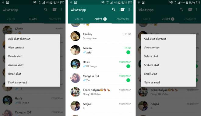 WhatsApp v2.12.250
