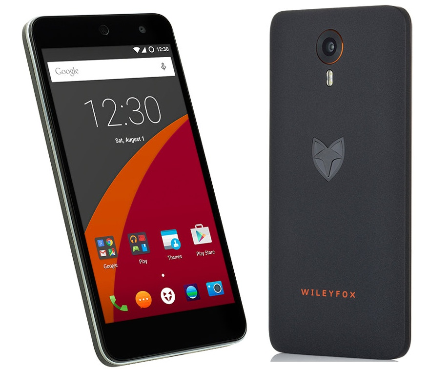 Wileyfox Swift Specs