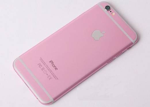 iPhone 6S Pink Color