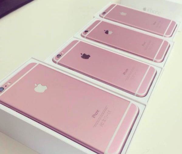 iPhone 6S Plus Pink