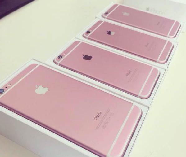 iPhone 6S Plus Pink
