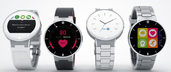 Alcatel OneTouch Watch Colors