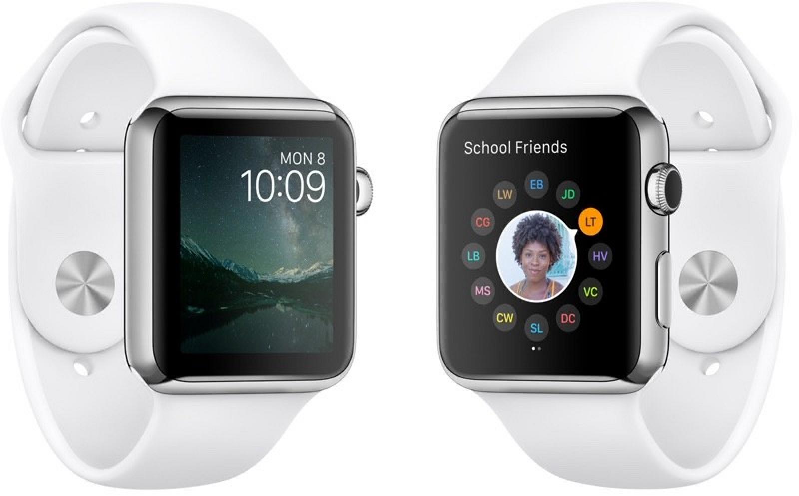 Apple WatchOS 2 Features