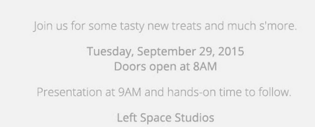 Google Invites