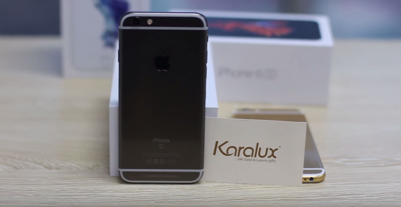 Karalux iPhone 6S Phone