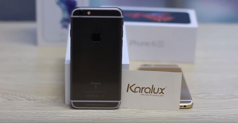 Karalux iPhone 6S Phone