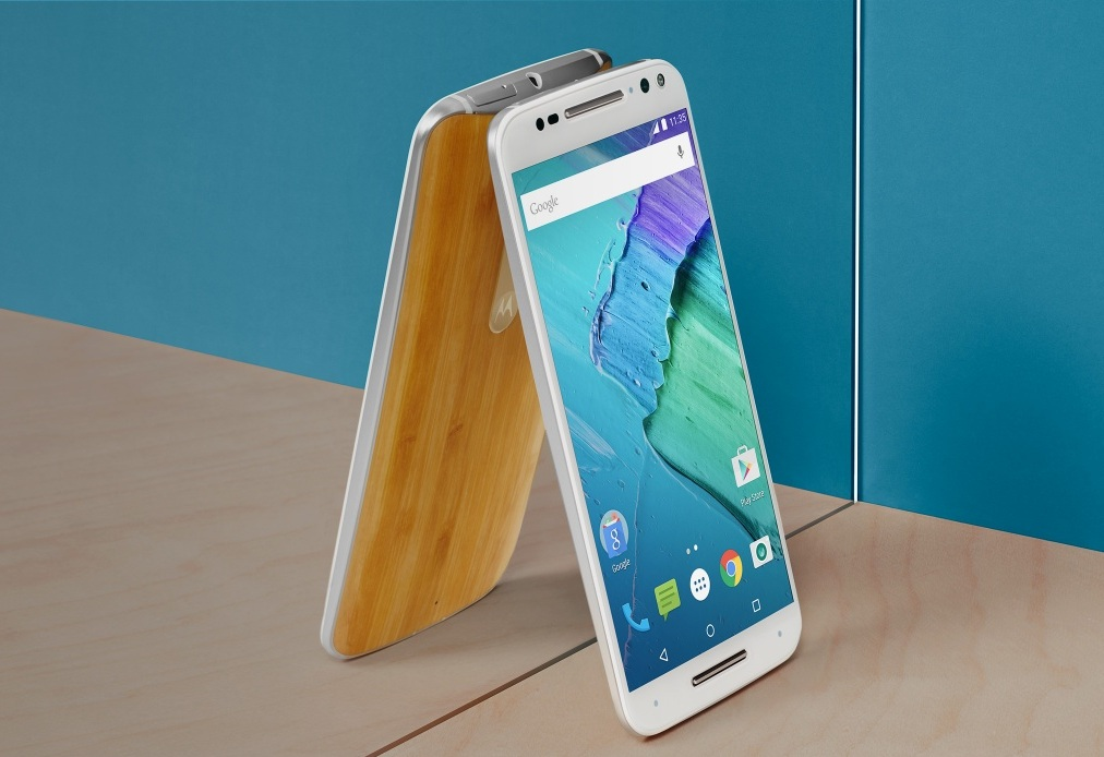 Moto X Pure Android Marshmallow