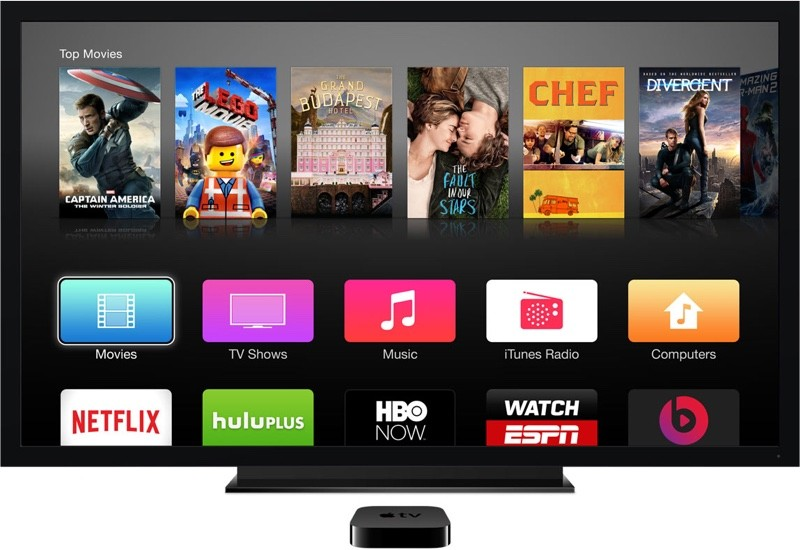 New Apple TV 2015