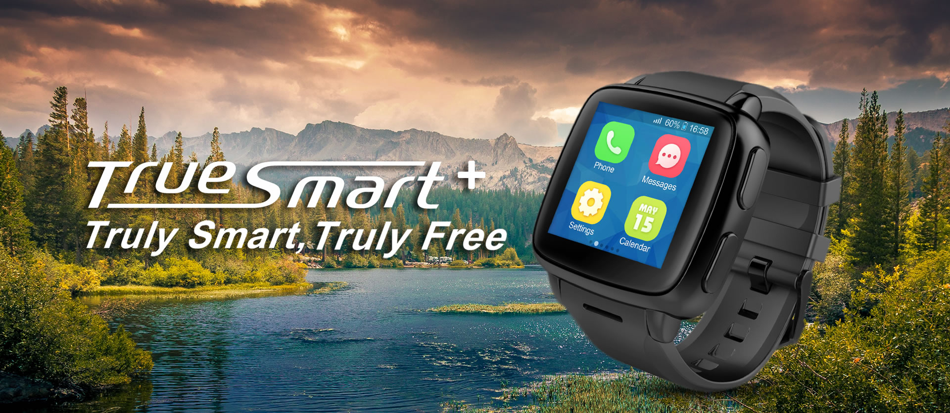 Omate TrueSmart+ Watch