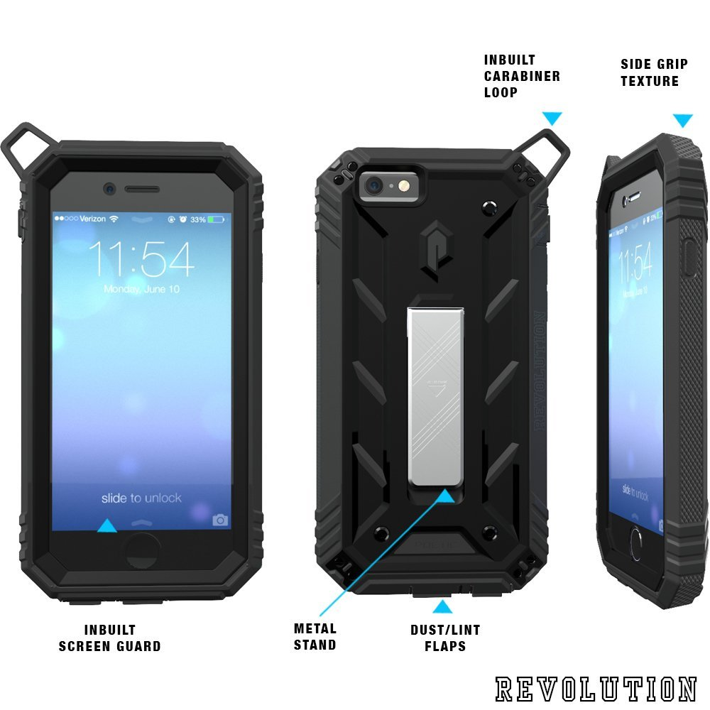 Poetic iPhone 6S Rugged Case