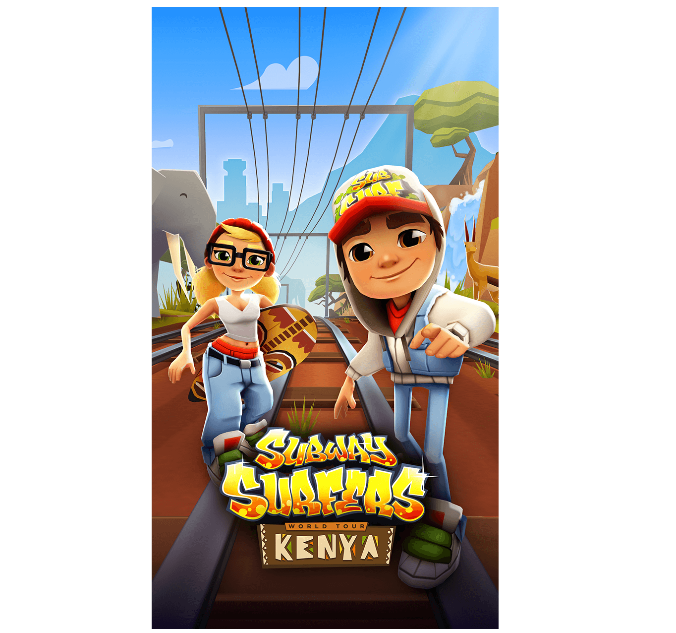 Subway Surfers Kenya