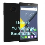 How to Unlock Yu Yunique Bootloaders