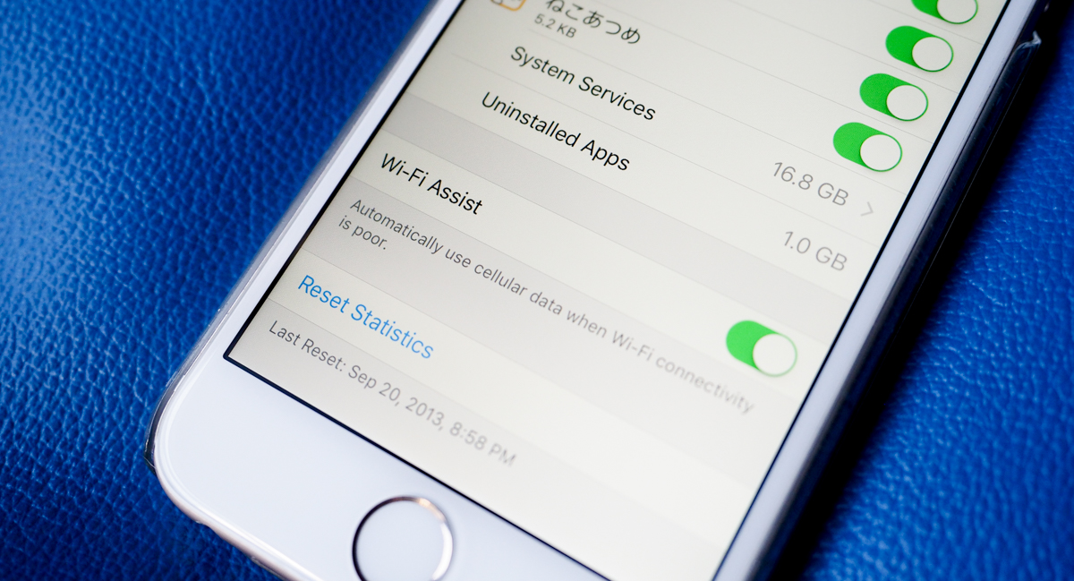 How to Disable iOS 9 WiFi Assist on iPhone