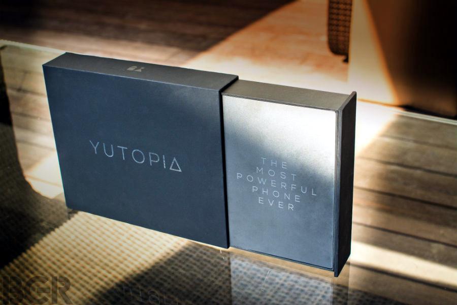 Yu Yutopia leak